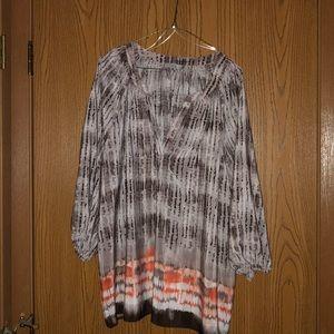 Cool Tye Dye Tunic